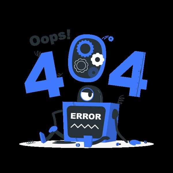 404 Hatasi Aplansiz
