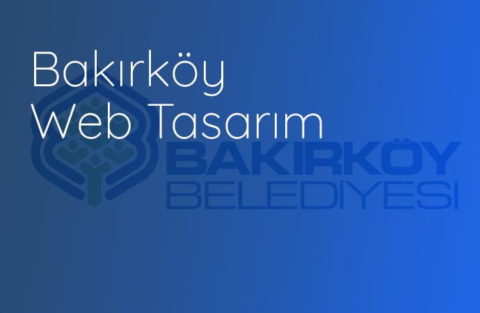 Bakırköy Web Tasarım